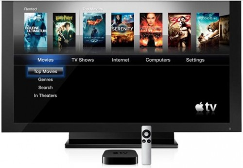 Apple TV 2 jailbreak XBMC